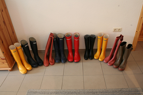 wellies photo