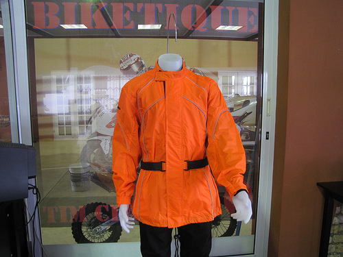 rainjacket photo