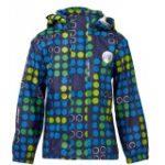 En fin LEGO regnfrakke til børn (foto: eventyrsport.dk)